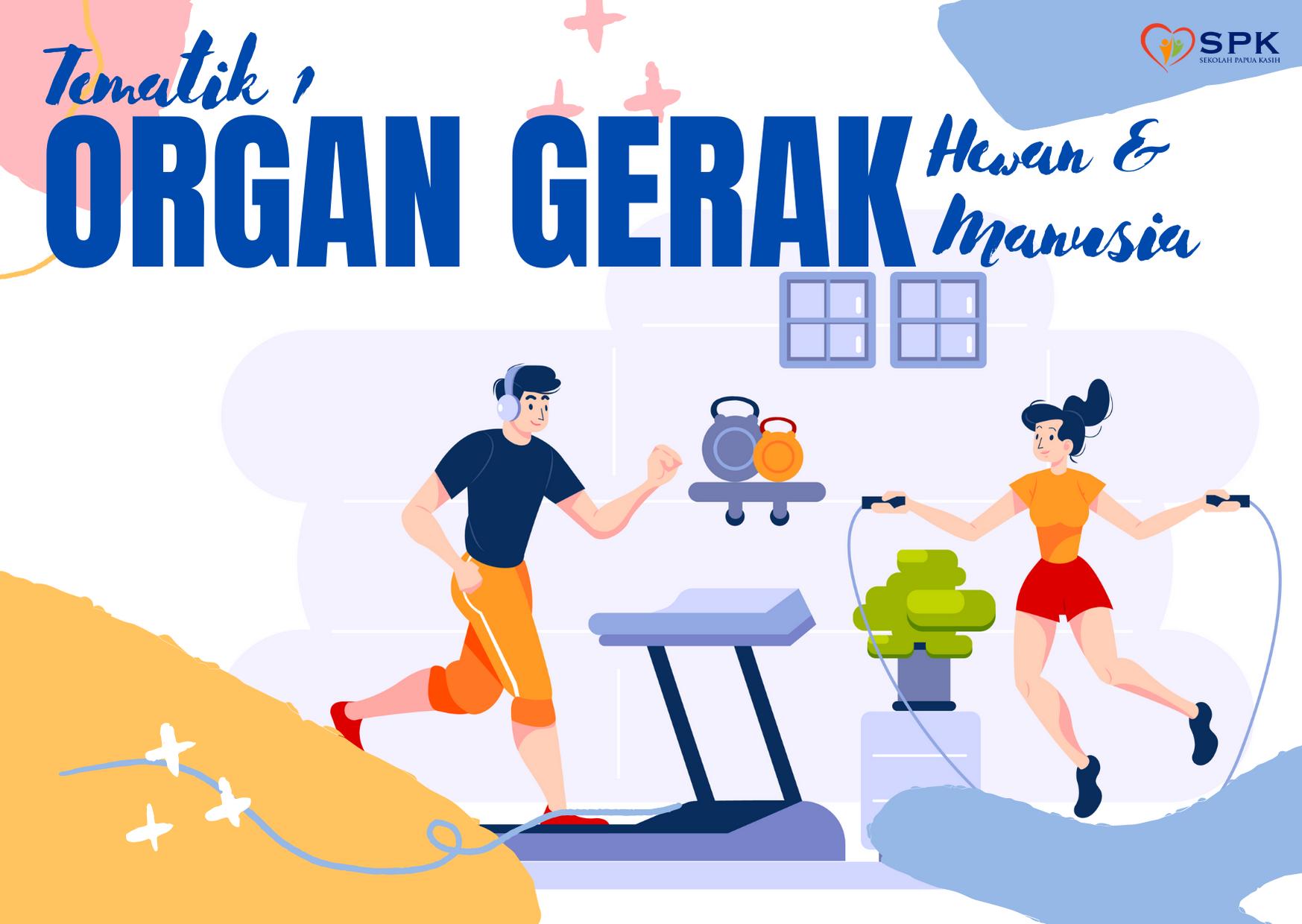 T1 Organ Gerak Hewan dan Manusia